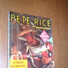 Tebeos: PETE RICE MOLINO 1946 NUMERO 127. Lote 46402735