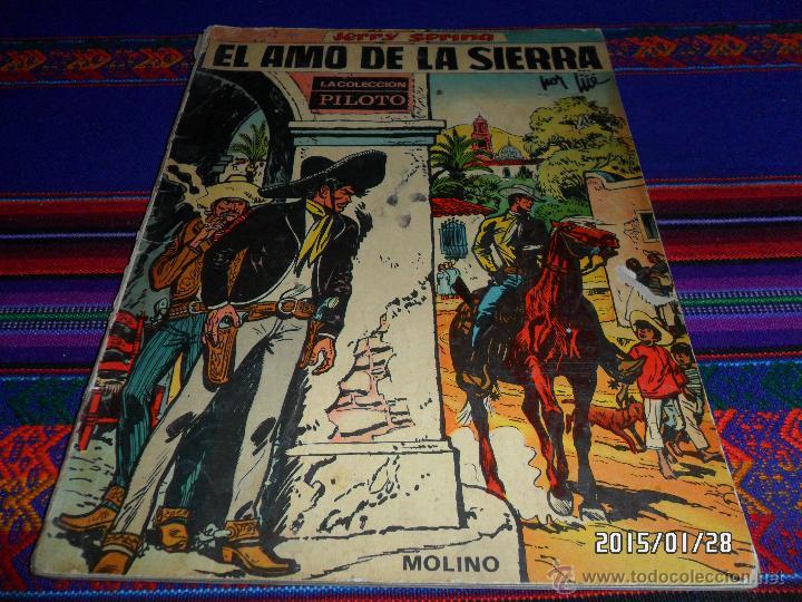 Tebeos: EL AMO DE LA SIERRA. - Foto 2 - 42278768