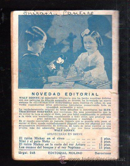 Tebeos: COLECCION MARUJITA Nº 31. LOS DIEZ OSITOS. EDITORIAL MOLINO - Foto 2 - 47529590