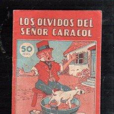 Tebeos: COLECCION MARUJITA Nº 179. LOS OLVIDOS DEL SEÑOR CARACOL. EDITORIAL MOLINO. Lote 47529613