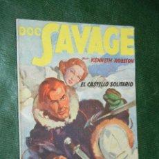Tebeos: DOC SAVAGE N.208 - EL CASTILLO SOLITARIO - ED.MOLINO 1949. Lote 49114749