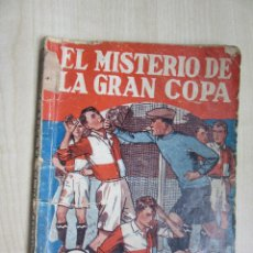 Tebeos: EL MISTERIO DE LA GRAN COPA SERIE POPULAR MOLINO Nº 12 FEBRERO 1934. Lote 51506158