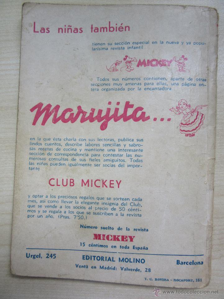 Tebeos: Bufalo Bill y el Gigante Serie Popular Molino 25 de mayo 1935 - Foto 3 - 51520058