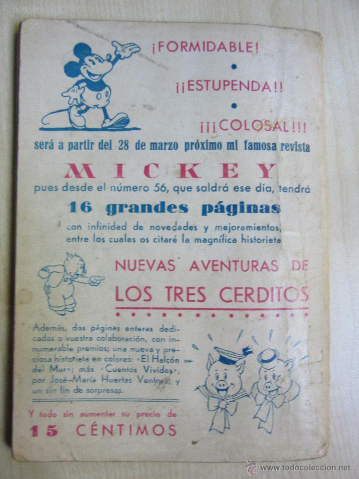Tebeos: Diamond Dick en Las Compañías Rivales Serie Popular Molino 28 de marzo de 1936 - Foto 2 - 52013663
