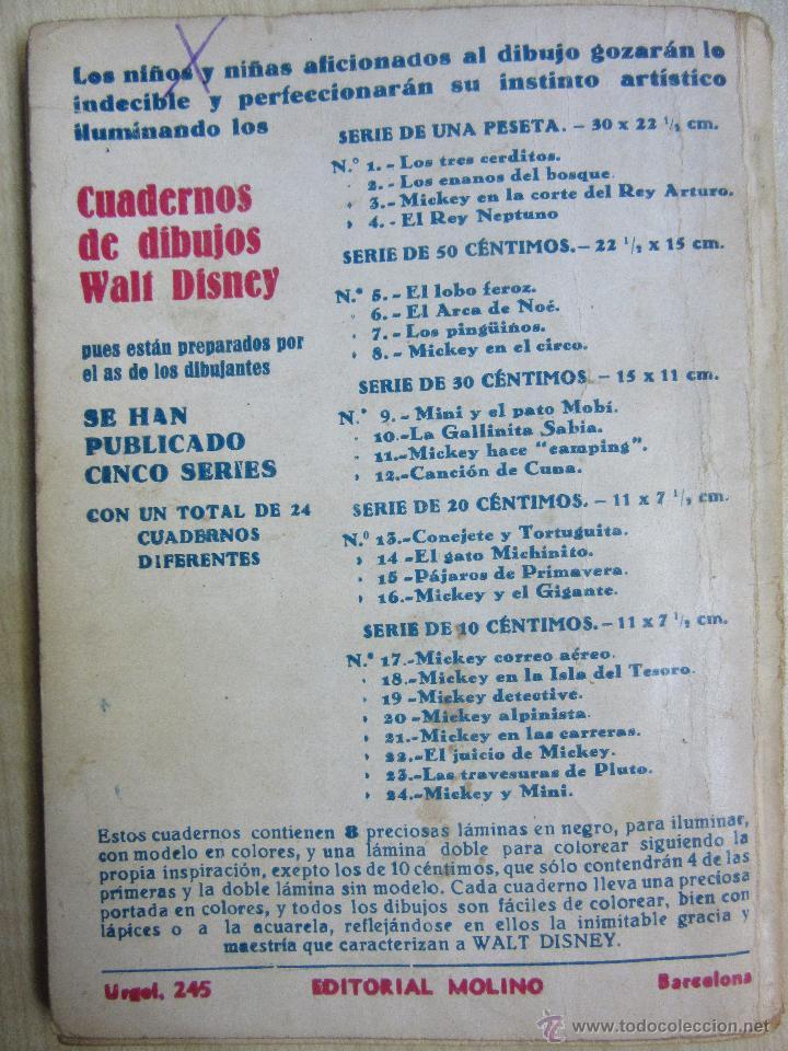 Tebeos: Diamond Dick en La Estampida Serie Popular Molino 7 de marzo de 1936 - Foto 3 - 52013912