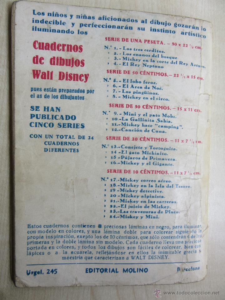 Tebeos: Diamond Dick en La carrera nocturna Serie Popular Molino 4 de enero 1936 - Foto 3 - 52284922