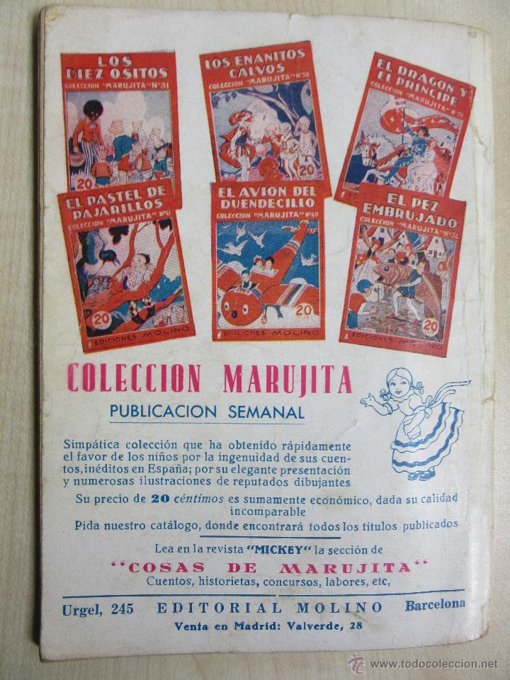 Tebeos: Diamond Dick en El antifaz de plata Serie Popular Molino 16 de marzo de 1935 - Foto 2 - 52285047