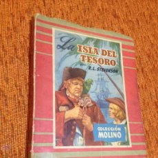 Tebeos: EDITORIAL MOLINO Nº17 - LA ISLA DEL TESORO - R.L. STEVENSON - EXCELENTE - 1954. Lote 52377660