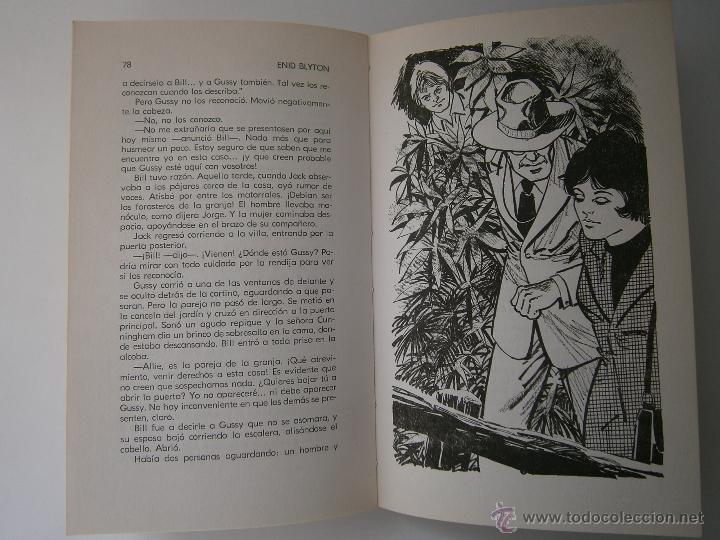 Tebeos: Aventura en el Circo Enid Blyton Molino 1972 - Foto 12 - 52430853