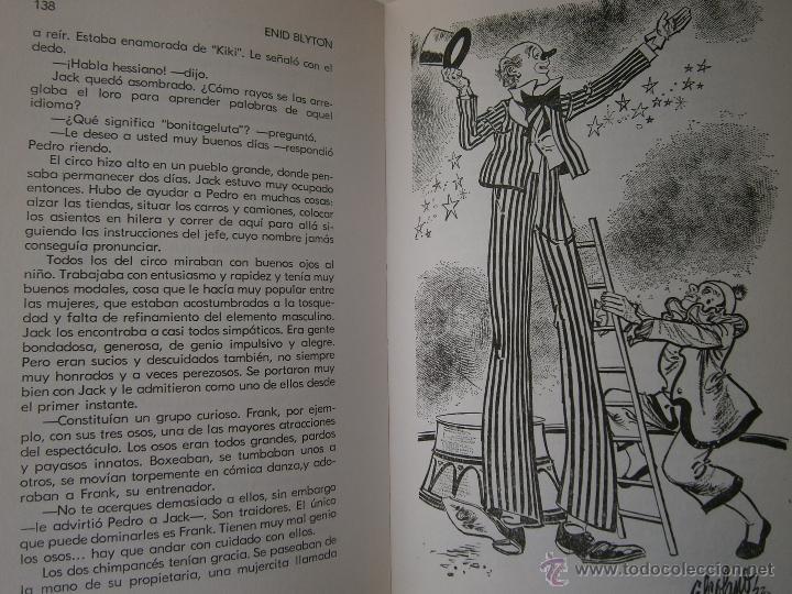 Tebeos: Aventura en el Circo Enid Blyton Molino 1972 - Foto 14 - 52430853