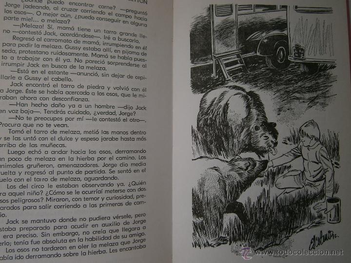 Tebeos: Aventura en el Circo Enid Blyton Molino 1972 - Foto 16 - 52430853