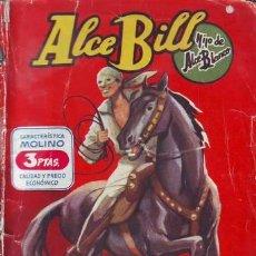 BDs: DIEZ GOMEZ, J.M: ALCE BILL. HIJO DE ALCE BLANCO. 6 VOLS. (COMPLETO). Lote 53043525