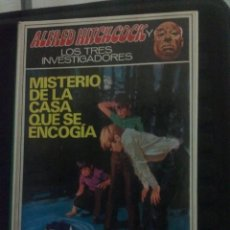 Tebeos: ALFRED HITCHCOCK Y LOS TRES INVESTIGADORES MISTERIO DE LA CASA QUE SE ENCOGIA N18 1984. Lote 53110100