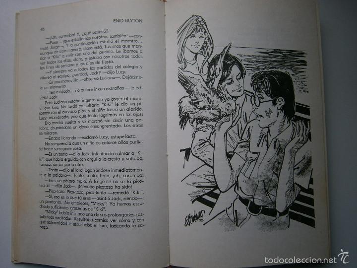 Tebeos: AVENTURA EN EL BARCO ENID BLYTON Molino 1972 - Foto 11 - 55381268