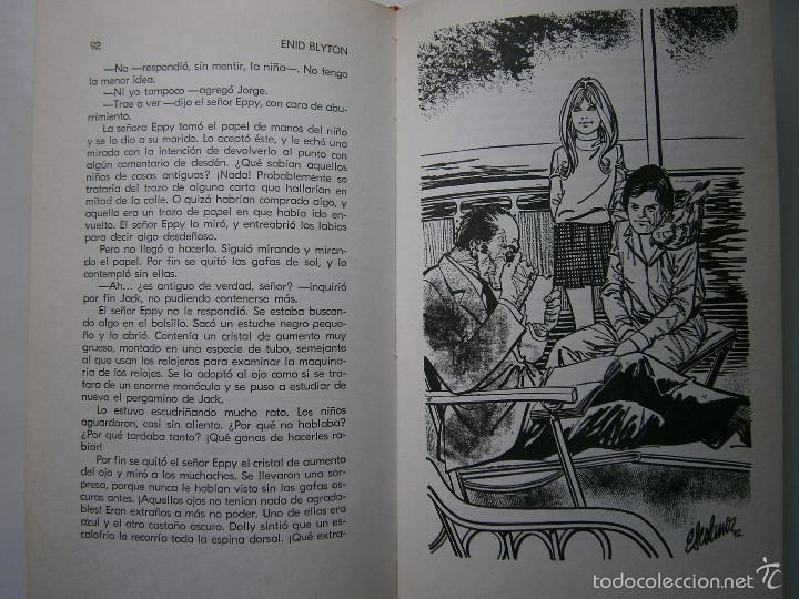 Tebeos: AVENTURA EN EL BARCO ENID BLYTON Molino 1972 - Foto 13 - 55381268
