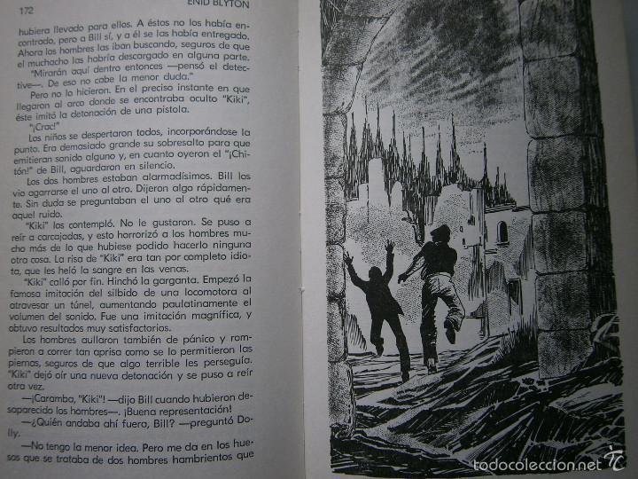 Tebeos: AVENTURA EN EL BARCO ENID BLYTON Molino 1972 - Foto 17 - 55381268