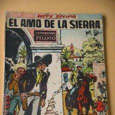 Tebeos: JERRY SPRING, EL AMO DE LA SIERRA, JIJÉ, ED. MOLINO, AÑO 1966, EL MÁS DÍFICIL. Lote 57243227