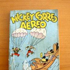 Tebeos: MICKEY CORREO AÉREO - EDITORIAL MOLINO 1934 - WALT DISNEY - EXPLICACIONES EN EL INTERIOR. Lote 57380343