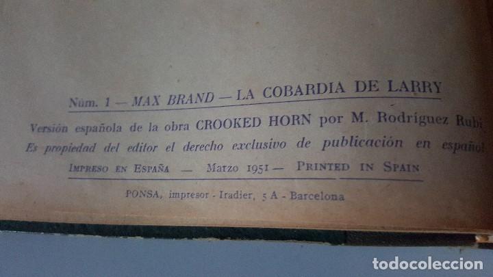Tebeos: POPULAR ORO TOMO DEL 1-14 EDITORIAL MOLINO - MARZO A DICIEMBRE 1951 - Foto 11 - 62773988