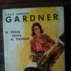 Tebeos: GARDNER-EL FISCAL SALVA EL ESCOLLO-ERLE STANLEY. Lote 62897996