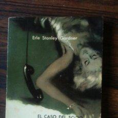 Tebeos: Nº 172.-EL CASO DEL SOCIO SILENCIOSO-ERLE STANLEY. Lote 63105596
