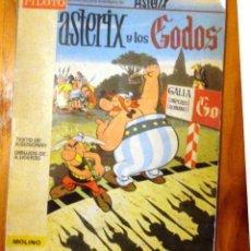 Giornalini: ASTERIX Y LOS GODOS (EDITORIAL MOLINO - 1966). Lote 64190615