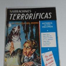 Tebeos: (M1) NARRACIONES TERRORIFICAS NUM 44 , EDT MOLINO , BUEN ESTADO. Lote 67412501