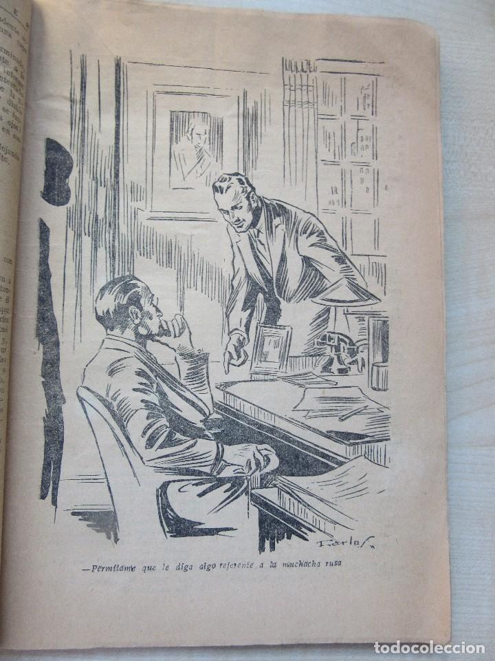 Tebeos: La cerbatana china Erle Stanley Gardner y otros relatos Edi.Molino 1944 Con ilustraciones Ver texto - Foto 4 - 80483933