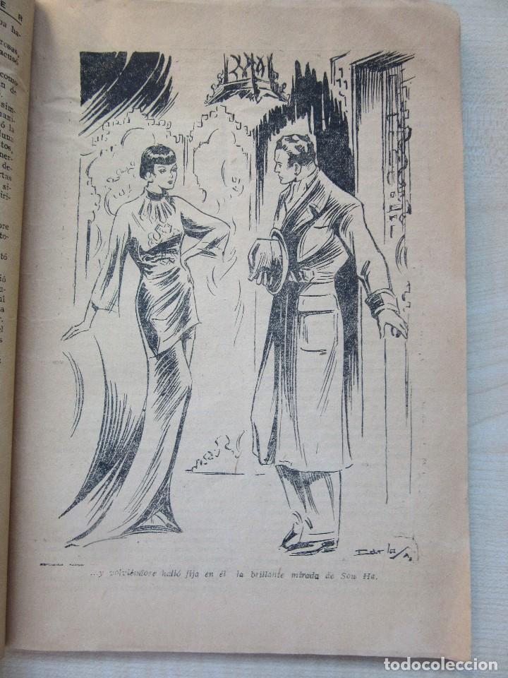 Tebeos: La cerbatana china Erle Stanley Gardner y otros relatos Edi.Molino 1944 Con ilustraciones Ver texto - Foto 5 - 80483933