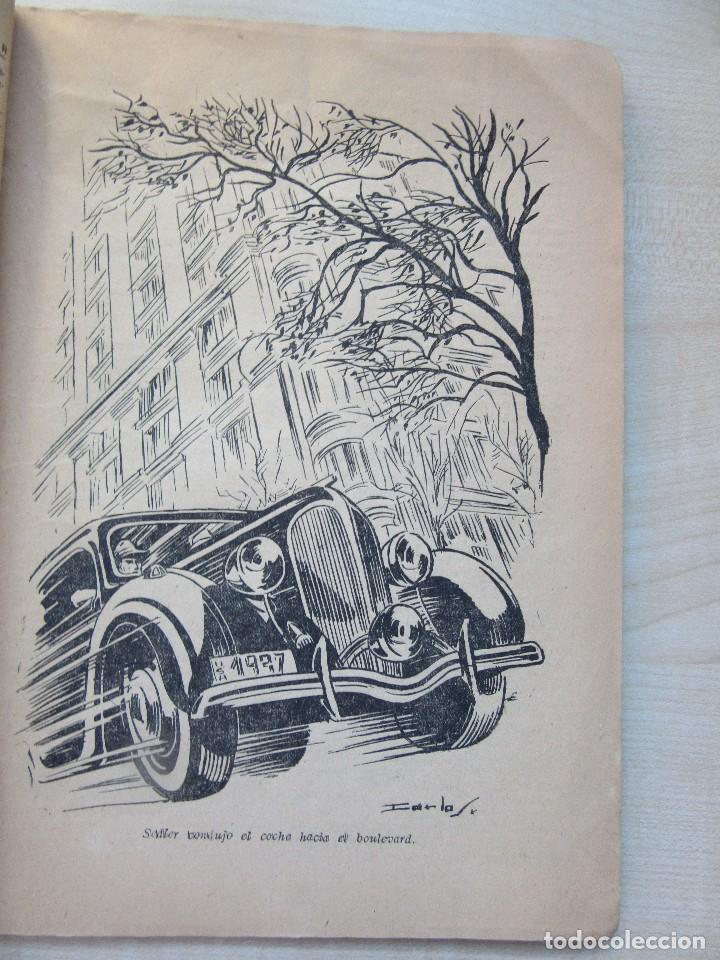 Tebeos: La cerbatana china Erle Stanley Gardner y otros relatos Edi.Molino 1944 Con ilustraciones Ver texto - Foto 6 - 80483933