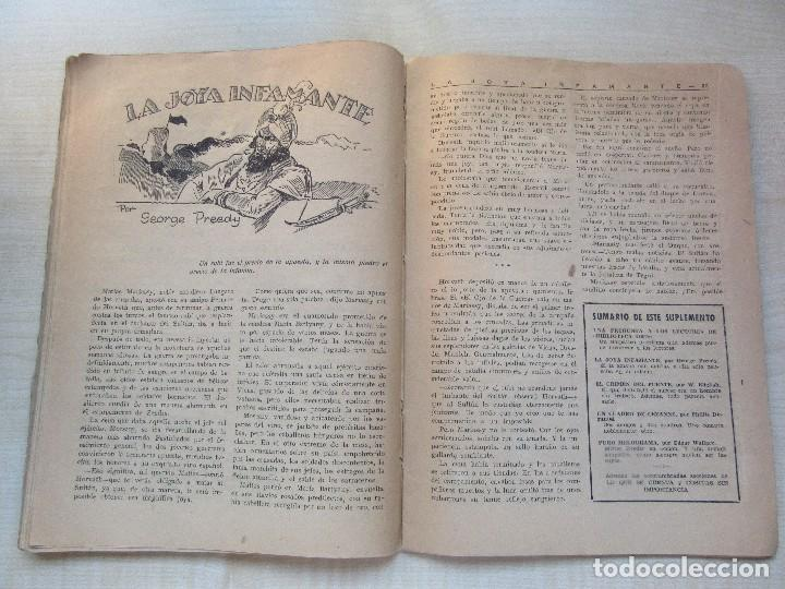 Tebeos: La cerbatana china Erle Stanley Gardner y otros relatos Edi.Molino 1944 Con ilustraciones Ver texto - Foto 7 - 80483933