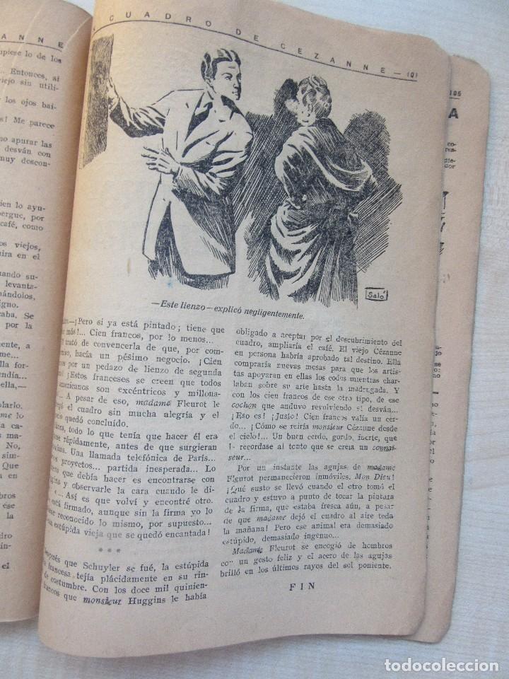 Tebeos: La cerbatana china Erle Stanley Gardner y otros relatos Edi.Molino 1944 Con ilustraciones Ver texto - Foto 10 - 80483933