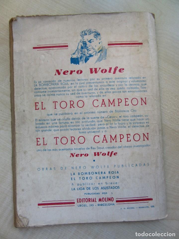 Tebeos: La cerbatana china Erle Stanley Gardner y otros relatos Edi.Molino 1944 Con ilustraciones Ver texto - Foto 11 - 80483933