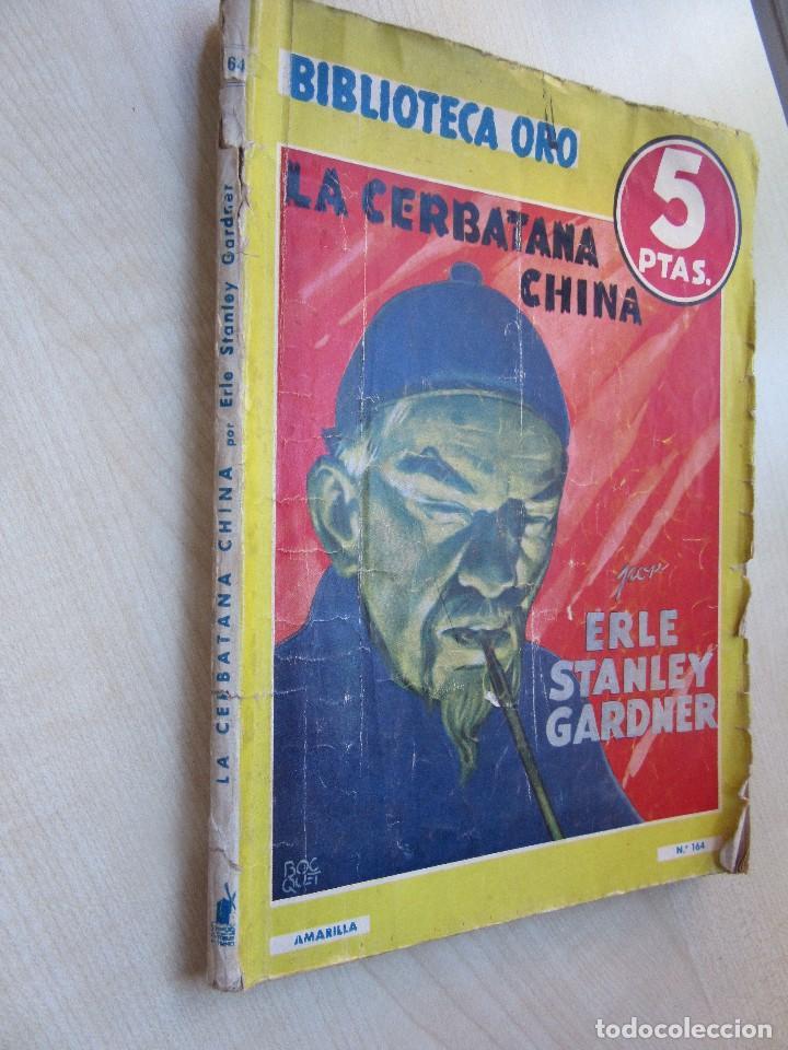 Tebeos: La cerbatana china Erle Stanley Gardner y otros relatos Edi.Molino 1944 Con ilustraciones Ver texto - Foto 12 - 80483933