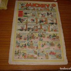 Tebeos: MICKEY Nº 52 EDITA MOLINO . Lote 82319520
