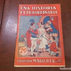 Tebeos: UNA HISTORIA EXTRAORDINARIA. COLECCIÓN MARUJITA Nº99. Lote 84162304