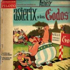 Tebeos: ASTERIX Y LOS GODOS - MOLINO 1966 - PRIMERA EDICION ESPAÑOLA - TAPA BLANDA - MUY RARO DE VER. Lote 92180080