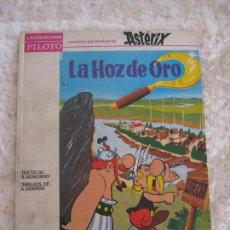 Tebeos: LA COLECCION PILOTO - ASTERIX LA HOZ DE ORO. Lote 94637431