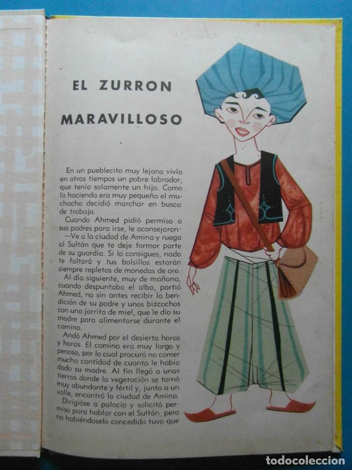 Tebeos: El zurron maravilloso nº 27. Soler Pedret. Coleccion infantil. Editorial Molino 1962 - Foto 2 - 94943883