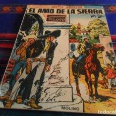 Tebeos: PILOTO MOLINO JERRY SPRING Nº 3 EL AMO DE LA SIERRA DE JIJÉ. 1966. RÚSTICA. DIFÍCIL.. Lote 95140075