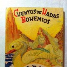 Tebeos: CUENTOS DE HADAS BOHEMIOS - H. C. GRANCH EMILIO FREIXAS - EDITORIAL MOLINO 1953. Lote 95710435