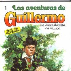 Tebeos: LAS AVENTURAS DE GUILLERMO, Nº 1 - EDITORIAL MOLINO 1980. Lote 95955231