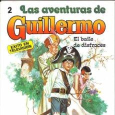Tebeos: LAS AVENTURAS DE GUILLERMO, Nº 2 - EDITORIAL MOLINO 1980. Lote 95955375