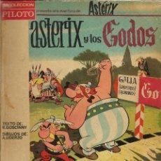 Tebeos: ASTÉRIX Y LOS GODOS, 1A EDICIÓN 1966. EDITORIAL MOLINO. Lote 99986879