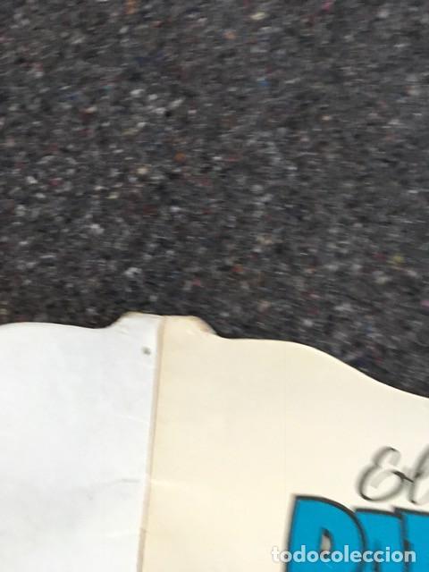 Tebeos: El Pato Donald de viaje - Cuento troquelado gigante - 1966 D50 - Foto 8 - 101208515