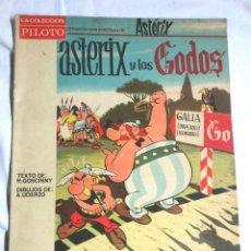 Tebeos: ASTERIX ALBUM Nº 3 ASTERIX Y LOS GODOS EDITORIAL MOLINO AÑO 1966. Lote 109060571