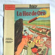 Tebeos: ASTERIX ALBUM Nº 2 LA HOZ DE ORO EDITORIAL MOLINO AÑO 1966. Lote 109060587