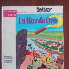 Tebeos: ASTERIX MOLINO LA HOZ DE ORO AÑO AÑO 1966. Lote 109170167