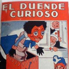 Tebeos: L-1734. COLECCIÓN MARIQUITA. NUMEROS ENCUADERNADOS EN UN LIBRO. ED. MOLINO. ARGENTINA.. Lote 110464287