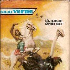 Tebeos: 18 LOS HIJOS DEL CAPITAN GRANT JULIO VERNE EDITORIAL MOLINO 1954. Lote 113584703